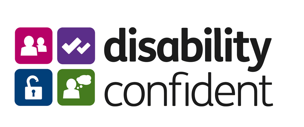 Disability Confident Logo