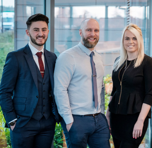 The Professional Apprenticeships Team